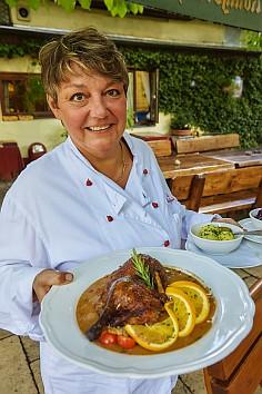 Flair Köchin Andrea Rüdell